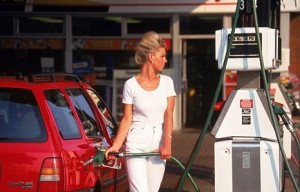 My thoughts on people who don't engage brain at the petrol station